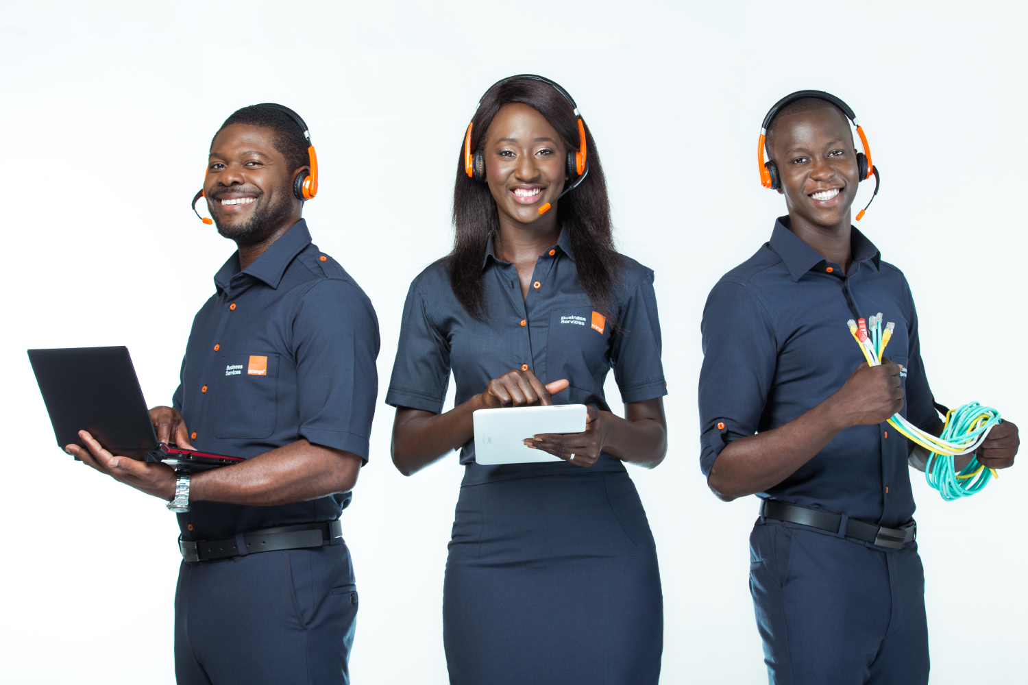 Orange Business Services / Campagne SISIT